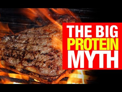 Protein Myth BUSTED! (Cooked Protein)