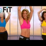 10 Minute Fat-Burning Cardio Latin Dance Workout (Video)