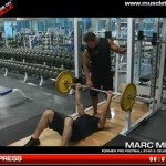 Floor Press With Marc Megna (Video)
