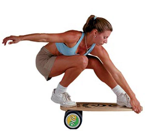 Balance Board Workout Accessory