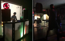 Miami Hurricanes 5:30am Workout Has Strobe Lights and A Live DJ (Video)