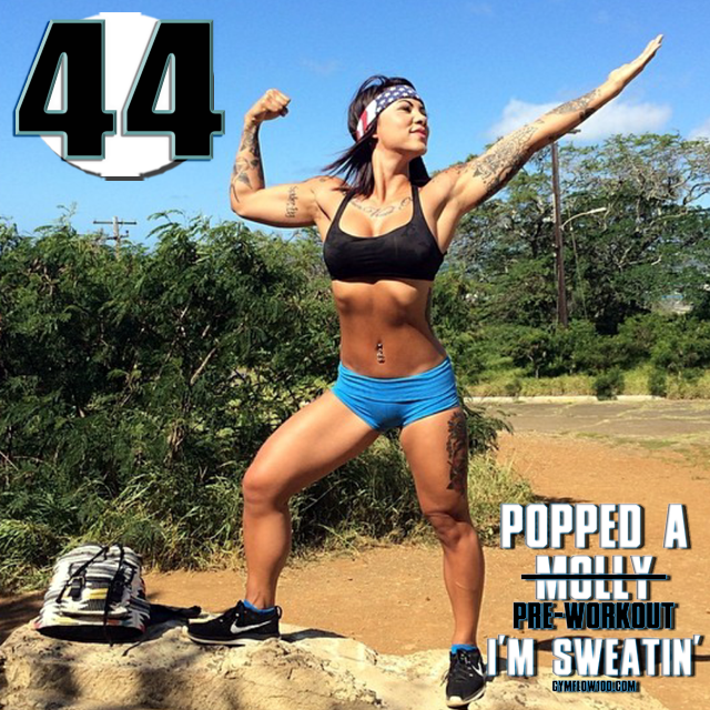 Popped A Pre-Workout Im Sweatin' (Workout Mix) – Episode 44 Featuring DJ Mitch