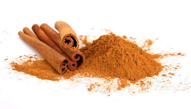 Cinnamon is something that can shed your fat.