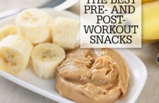 50+ Easy Pre-Workout and Post-Workout Snacks