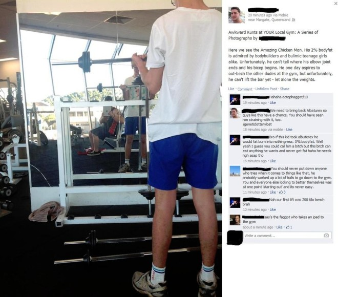 gymshaming