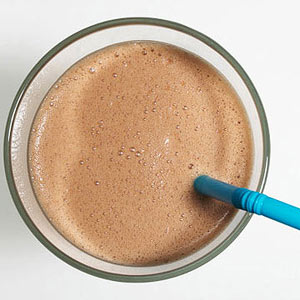 Chocolate Milk - a post workout snack relief for your hard working body
