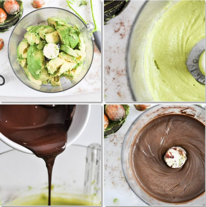 Chocolate Avocado Pudding Recipe (Video)