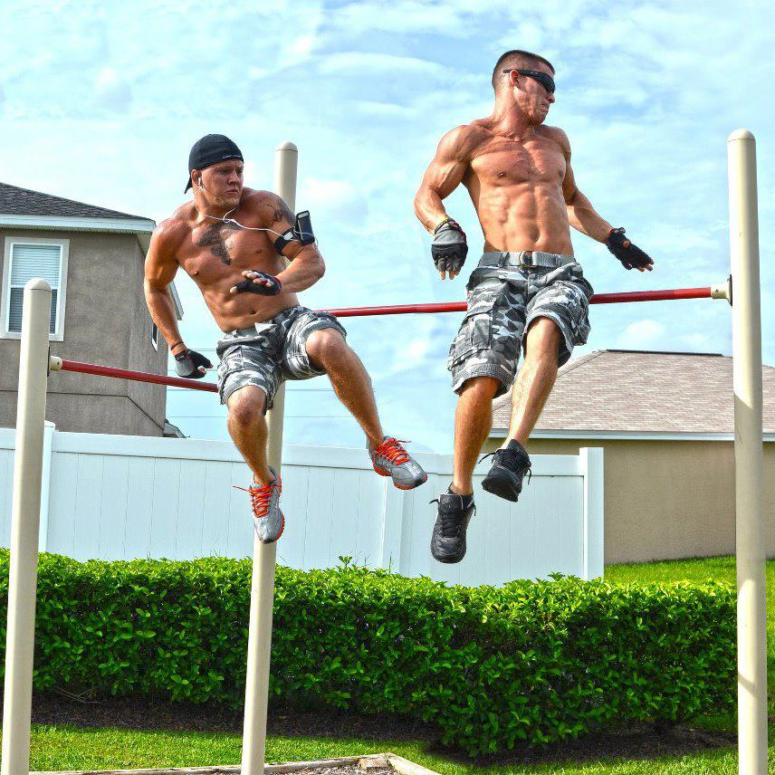 Bar Brothers Florida Muscle Up Tutorial