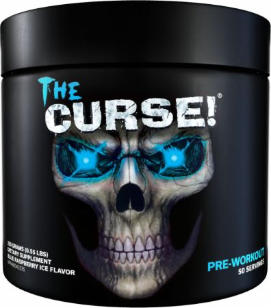 the curse pre-workout review