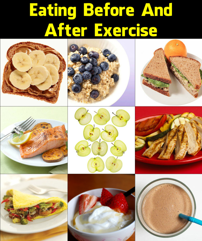 Eating Before And After Exercise - An old question for those who are optimizing their workout plan