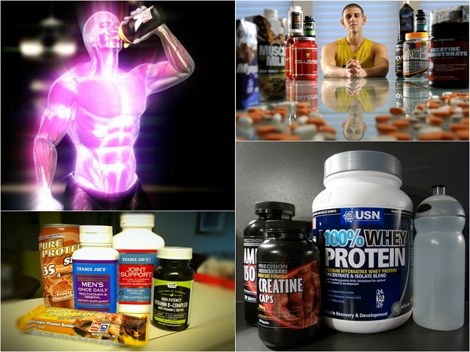 Fitness Supplements And Their Effects On Your Body