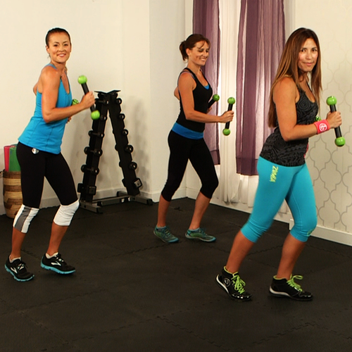 Look for 5 Key Concepts of Full Body Workout Routine For Women