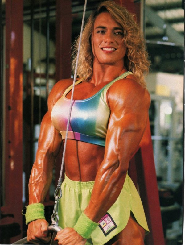 Denise Rutkowski great female physique