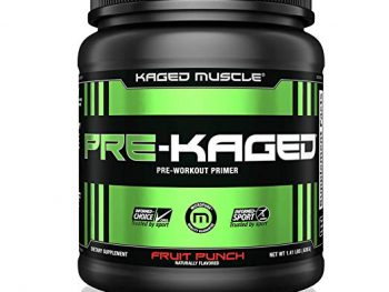 Pre-Kaged Pre-Workout Review (2019) – Is it one of the best?