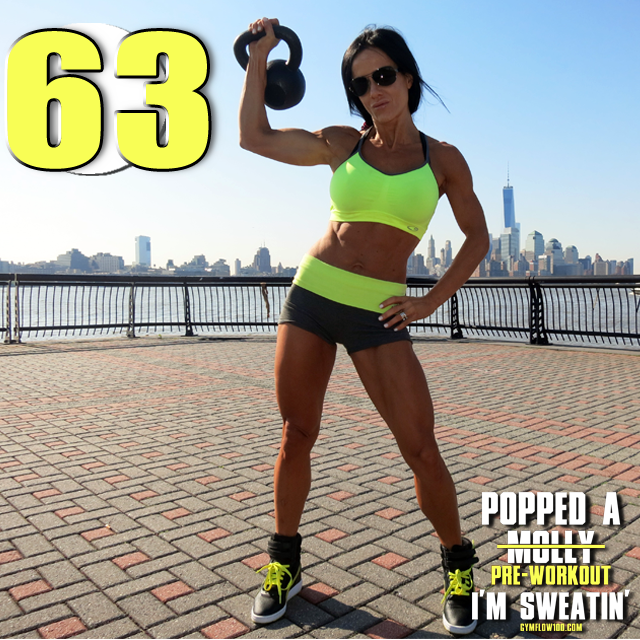 Popped A Pre-Workout Im Sweatin' (Workout Mix) – Episode 63 Featuring DJ Anthony Mansi