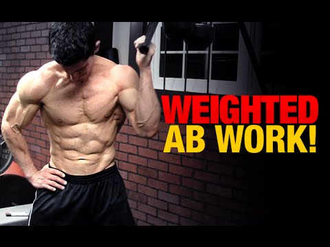 Weighted Ab Work (Video)