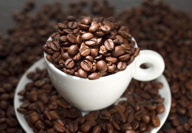 Caffeine is known to burn fat.