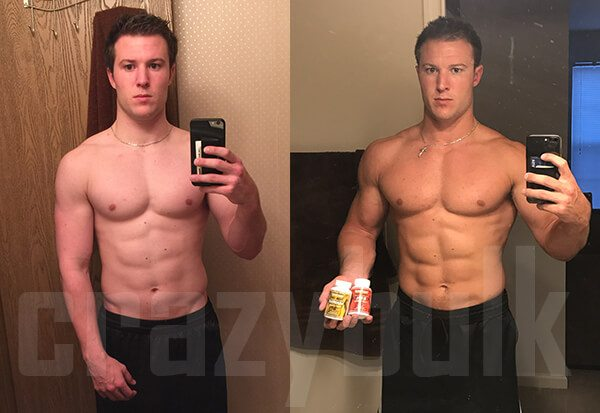 Dianabol Results Revealed (Real Before & After Photos Compared)
