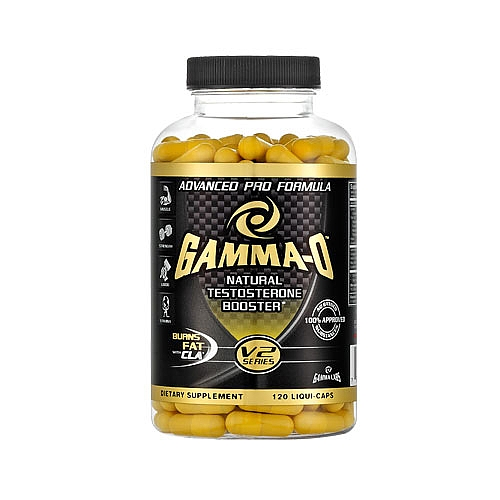 Gamma Labs Gamma-O Natural Testosterone Booster V2 Series