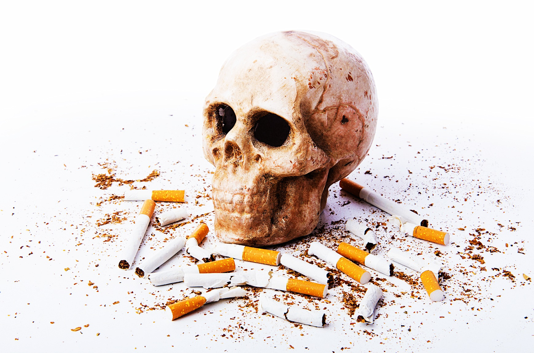 why smoking is bad Q: why is smoking an issue for non-smokers a: there are some 4000 known chemicals in tobacco smoke at least 250 of them are known to be harmful and more than 50 are.